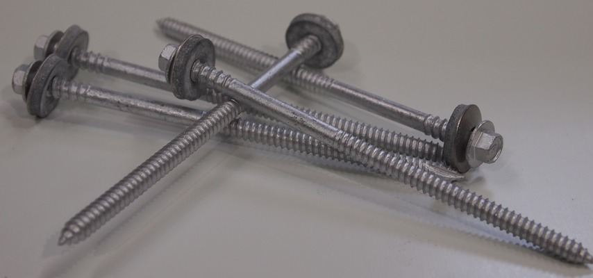Roofing Screws Composite Timber