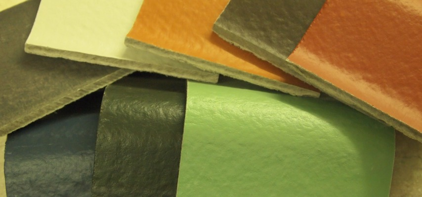 Fibre Cement Colour Samples
